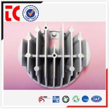 Os produtos quentes chineses os mais vendidos feitos sob encomenda furam o dissipador de calor da carcaça para o dissipador de calor conduzido do diodo emissor de luz / conduzido para o led