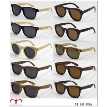 2016 New Bamboo and Wooden Sunglasses with Polarized Lens (WS001-WS020)