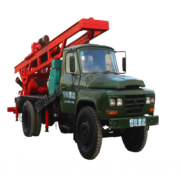 reverse circulation water well drilling rig