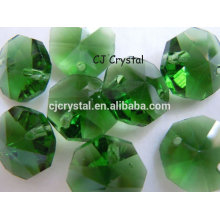 Wholesale glass murano octtagon beads