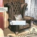 Alta qualidade tigre cadeira cadeira de sofá da tela (2098)