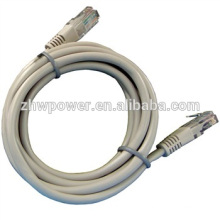 Cordon de raccordement Cat6 Câble réseau RJ45 Câble UTP LAN, cordon de raccordement utp cat6 de haute qualité