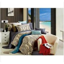 Contagem de threads de 400 100% Supima algodão cama conjunto 121418
