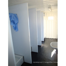 Salle de bains portative préfabriquée à vendre (shs-mc-ablution017)