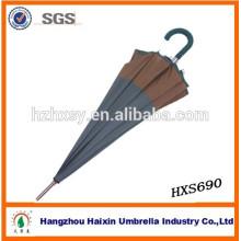 Auto Open Aluminium Shaft Golf Umbrella