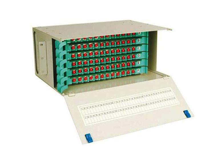 24 Core Rack Mount ODF
