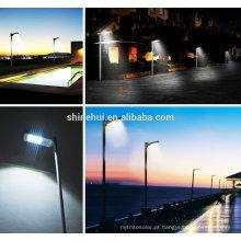 50w painel solar integrado rua luz solar, tudo em um jardim luz solar modular design