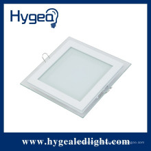 O preço barato IP55 ultra-fino 9w quadrado conduziu a luz do painel