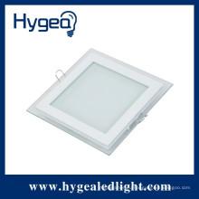 Дешевая цена IP55 ультратонкий 9w квадратный светодиодный свет панели