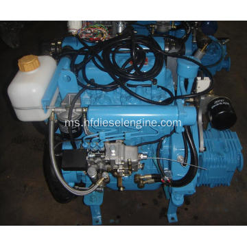 HF-3M78 21HP Kecil 3 Cylinders Performance Engine Enjin Diesel Marine Engine