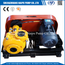 2 / 1.5 BAHR Rubber Lined Acid Slurry Pump