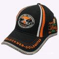 Custom Baseball Cap Cotton 6 Panel with Embroidery Logo