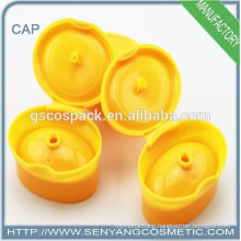 2015 bottle screw cap plastic screw cap for bottle plastic screw cover caps