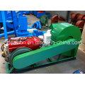 Mobile Wood Sawdust Crushing Machine