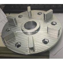 Aluminio y acero inoxidable, mecanizado de piezas fabricación de China