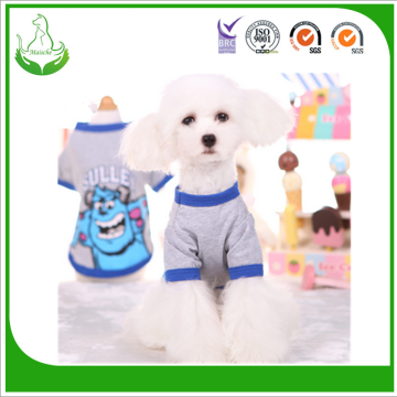 Sommer Monster Inc T-Shirt Hundebekleidung
