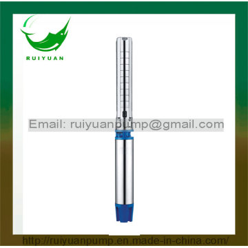 """6"""" High Quality Stainless Steel Deep Well Electric Submersible Pump (6SP17/6SP20/6SP30/6SP46/6SP60)"""