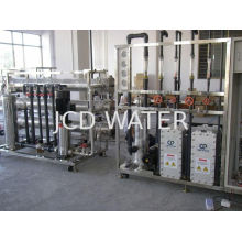 300 M³/h Edi Ultrapure Water System / Equipment For Pharmaceutical Industry , Edi Water Treatment