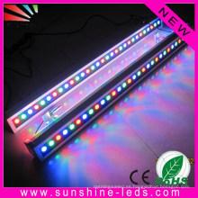 LED RGBWA luz de paisaje al aire libre / Wall Washer lámpara / luz de paisaje