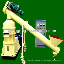 El ahorro de energía-pellet de la biomasa que hace la máquina SJM-6 hecho por Yugong con el precio competitivo
