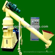 A poupança de energia - Pellet de biomassa que faz a máquina SJM-6 feito por Yugong com preço do competidor