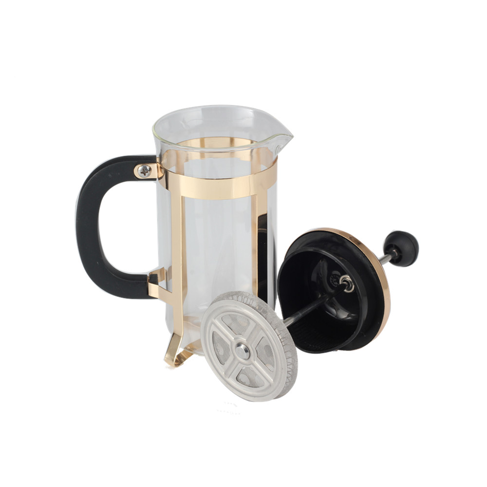 Exquisite Glass French Press