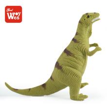 новый продукт образования модель игрушка резиновая мини динозавр игрушки для продажи