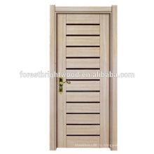 Меламин стиль дизайн деревянная дверь