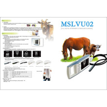 ZERO Complaint veterinary ultrasound equipment/portable bladder scanner MSLVU02A