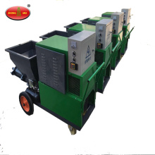 factory sale Screeding Grouting Spraying Wall Plastering Rendering Machine