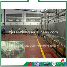 Máquinas de processamento de frutos secos industriais