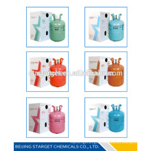 high quality refrigerant r227ea gas
