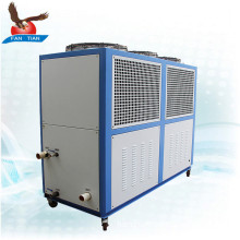 Air Cooled Chiller in Plastic Molding Industry