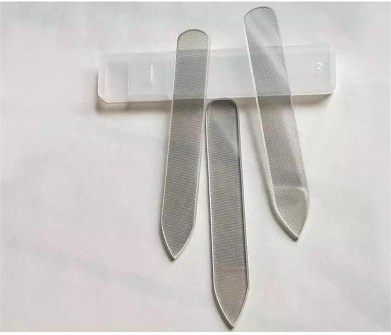 Custom Sandpaper Cute Washable Steel Nail File