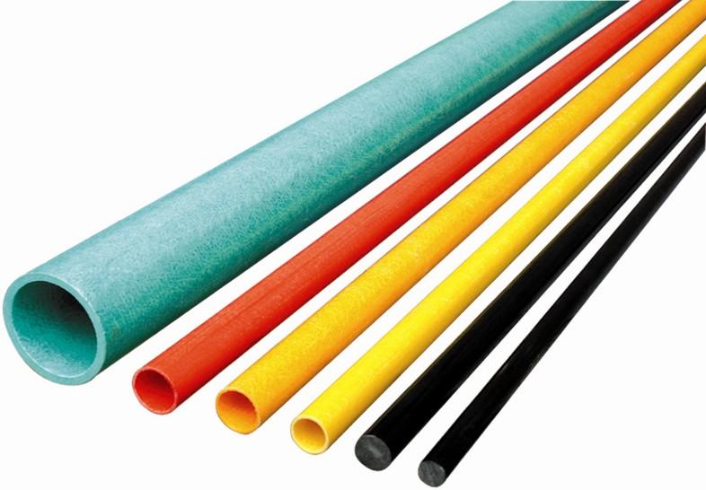 fiberglass round tube/frp round pipe