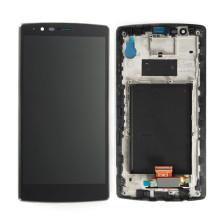 Piezas de teléfono móvil LCD para LG G4 con Marco H810 H815 Vs999