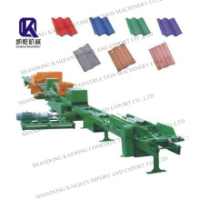 Factory price concrete Cement Roof Tile Making Machine line on sale price