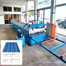 Stahlblechwalzformmaschine
