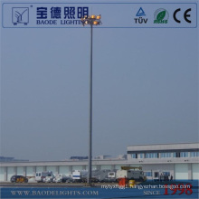 25m High Quality Multisided LED High Mast Light System