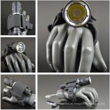 Fabrik preiswerter Preis 18650 Batterie 1000 Lumen geführtes Tauchen Taschenlampe