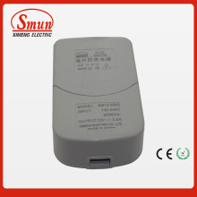 Outdoor Rainproof 5V3a 15W White Color Switching Power Supply Adapter