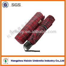 190T Polyester Regenschirm
