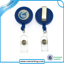 Stainless Steel Badge Reel Promotional Gift