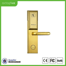 Room Smart Card Door Locks with Key