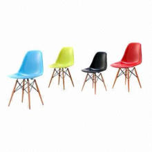 Outdoor Chair, Made of PP Plastic Material
