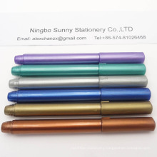 Metallic Color Marker Write on The Glass