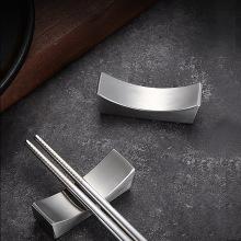 Essstäbchenhalter Matte Polish Stainless Chopsticks Rest