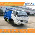 FOTON 4x2 4M3 small trash collecting truck