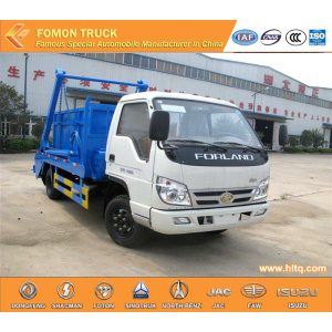 FOTON Euro 2 swinging arm garbage truck