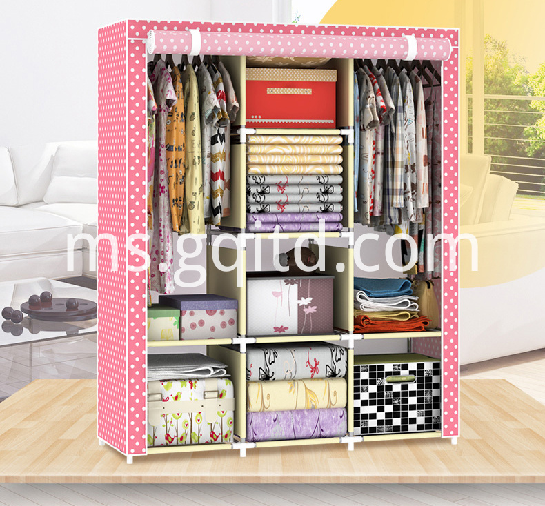 Folding Cloth Wardrobe